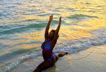 Yoga with Alicia Saldenha, PhD