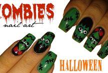 Halloween Nail Art / Qui troverai tutte le nail art realizzate per la festa di Halloween!