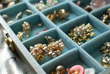 Vintage Jewelry / For the love of vintage jewelry!