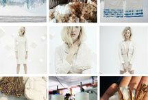 Moodboards / A mix of products / atmosphere / techniques coming from our daily sourcing activity. www.deepwear.info