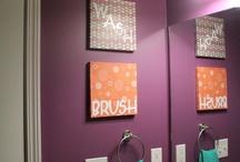 Kids' Bathroom / by Amber Zeigler