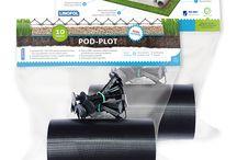 Pod-plot - Novinka na plotovom trhu / • Jedná sa o výrobok českého výrobcu. • je vhodným doplnkom všetkých druhov oplotenia, ktoré nie sú podmurovanie betónovým pásom • zabraňuje prerastaniu trávy a buriny stredom plotu • má jednoduchú inštaláciu a môžete použiť pri nových i starších plotov všetkých druhov Viac na. http://www.plotmarket.sk/kategoria/pletiva/prislusenstvo-k-pletivu/folia-pod-plot/