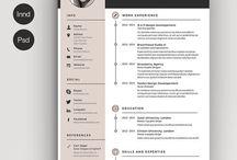 CV Templates, Bewerbungen, Karriere, Lebenslauf
