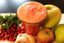 juice recipes / by Blissfully Essential Organics