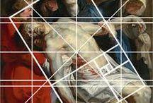 Геометрия в живописи