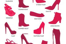 Shoes dictionary