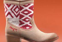 Coleccion Bolsos y Zapatos DESIGUAL
