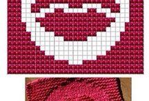 knit block