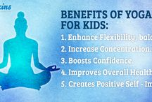 Yoga For Kids! / Get Your Kids Hooked on Yoga! Check out some the Benefits of Yoga for Kids below. ‪