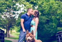 engagement pics / by Belinda Hooks