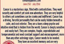 Cancer Characteristics