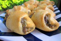 cheeseburger crescent rolls