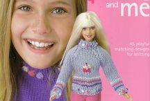 barbie tricotar