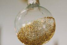 Boules  Noël transparentes