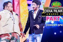 7th Odia Film Fair Awards (Part-3) - 2017    Stage Videos    HD