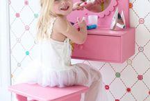 toiletspiegel roze