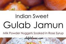 All about Indian Sweets