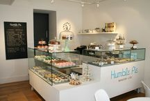 Patisserie shop design