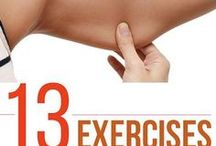 13 Excersises for flabby arms