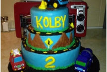 Cakes  / by Robin Kerr