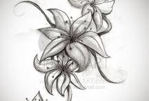 Lilja tatuoinnit