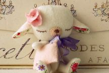 hand made toys / by Nany Naiveneedle