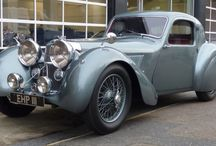 Jaguar SS100 MKIV MKV