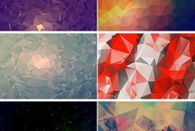 Graphic Design and Backgrounds