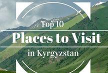 Travel - Kyrgyzstan, Asia