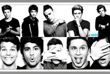 One Direction / Harry Styles, Zayn Malik, Louis Tomlinson, Niall Horan, Liam Payne