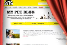 My Pet Blog / Articles pinned from our blog and other blogs that we think are awesome!