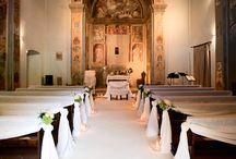 la chiesa / Matrimonio con rito alla Chiesa della Madonna del Riposo