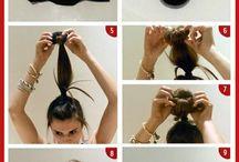 Cabelos / Tudo sobre cabelos