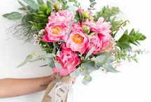 Flower Flatlays
