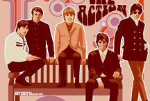 60's BANDS SINGLES