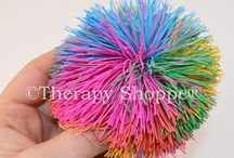 Sensory Tools for Hair Pullers