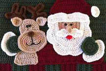 Christmas Crafts / a little bit of everything but mostly crochet. / by Brenda Johnson