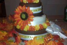Dynamite Delights - Custom Orders / #baking #cupcakes #cake #buttercream #bakery #custom #chocolate #vanilla