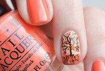 Nails art.