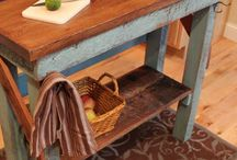 Rustic & Farm House Furniture