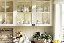 Cottage kitchen plan a