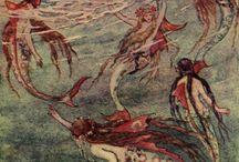 créatures des mers