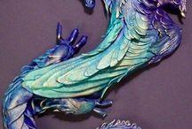 dragons / by Cathy Putnam