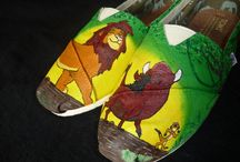 Shoes / by Sandra Alfaro