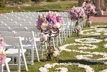 Elegance and luxury wedding inspirations