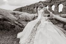 Wedding Dress - Collection 2015 - Look Book / Wedding dress Alessandro Angelozzi Couture