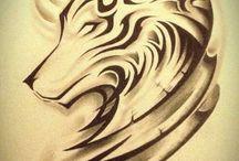 Wilki, tygrysy i konie