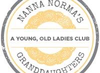 Nanna Norma's Granddaughters