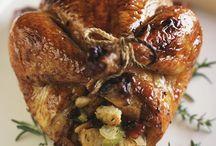Food:Chicken,Turkey,Duck etc.