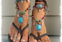 thongs sandals